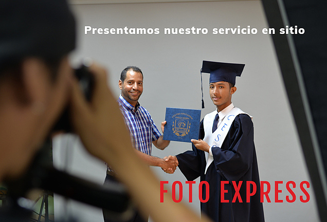 Servicio FotoExpress 2019, destacado