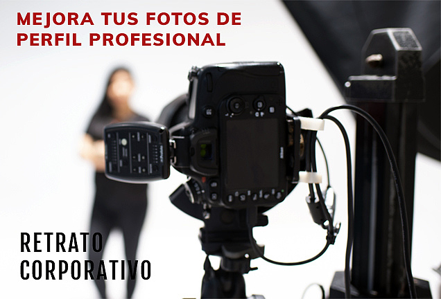 Retrato Corporativo: 5 datos para un mejor perfil profesional, destacado