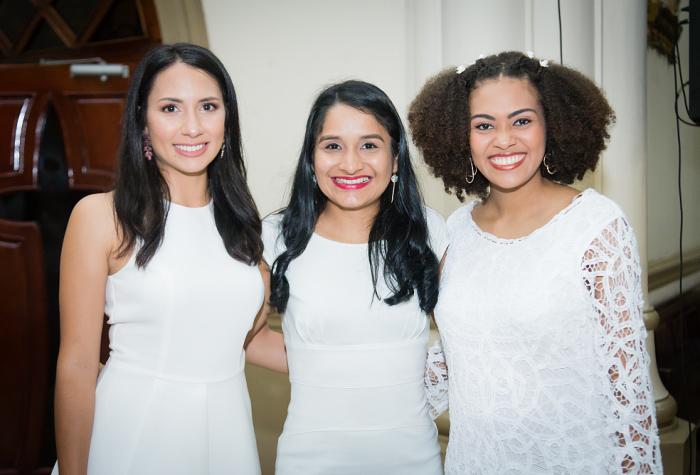 Misa de Blanco Facultad de Odontología 2019,