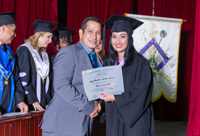 Graduación Universidad de Panama Facultad de Odontología  2019,