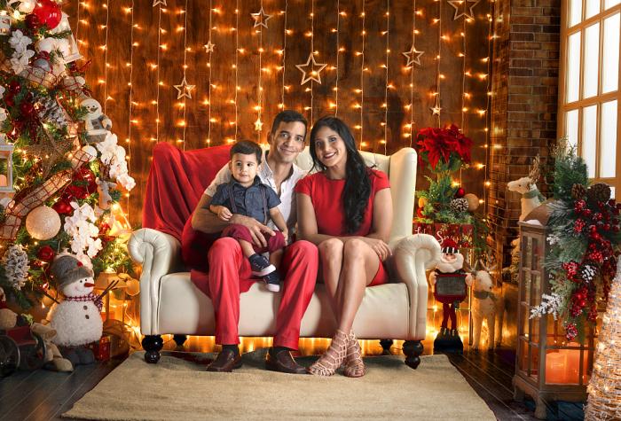 Set Navideño 2018: El Estudio de Santa,