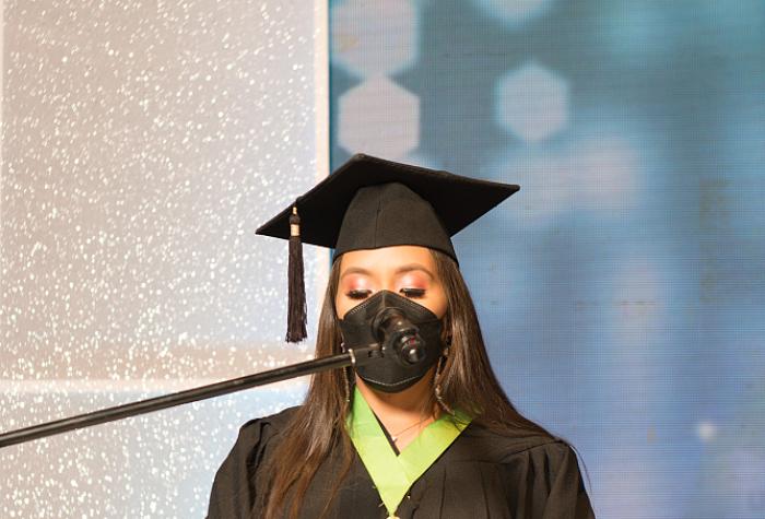 Ceremonia de Graduación de la Universidad de Panamá Facultad de Medicina,